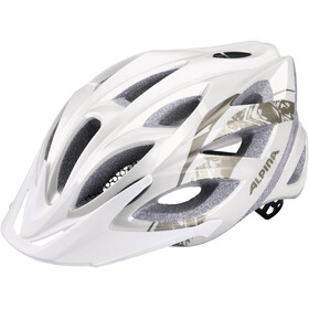 Alpina Seheos Helmet white-prosecco
